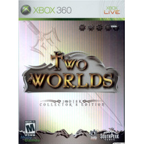 Xbox 360 Two Worlds Ii Collector Edition (acepto Mp Y Oxxo)