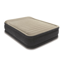 Tm Colchon Inflable Intex Premium Comfort Airbed Kit Queen,