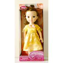Hermosa Muñeca Bella Disney Collection 40 Cm