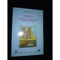 Jose Juan Tablada Dias Noches Paris Cronicas Parisienses