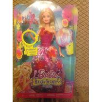 Barbie La Puerta Secreta Alexa, Hada Y Unicornio Mattel