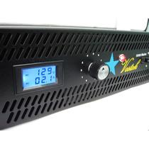 Regulador De Voltaje Vostok Voltimetro Y Amperimetro Digital