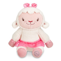 Doctora Juguetes Lambie Peluche Exclusivo Disney Store 39 Cm