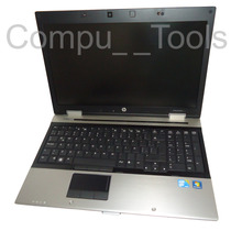 Laptop Hp Elitebook 8540p Core I5 8 Ram 1 Tera En Disco Duro