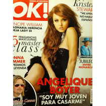 Angelique Boyer Revista Ok!