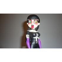 Muñeca Gótica Bleeding Edge Goths Figura Acción Dark .