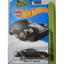Porsche 934 Turbo Sr Color Negro Hot Wheels Die Cast 1/64
