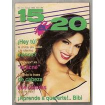 Bibi Gaytán Timbiriche Kairo Revista 15 A 20 De 1994