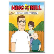 King Of The Hill Temporada 8 Ocho , Serie Tv Importada Dvd