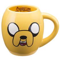 Taza Jake Adventure Time De Ceramica Hora De Aventura Cafe