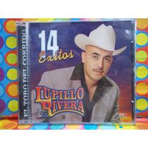 Lupillo Rivera Cd 14 Exitos Video Rola 2000