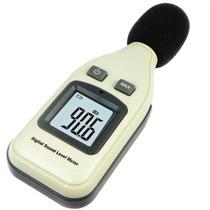 Sonómetro Medidor De Ruido Sonido 30-130 Dba