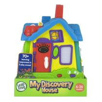 Tb Juguete Educativo Leapfrog My Discovery House