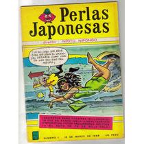 Comic Perlas Japonesas # 1 De: Nikito Nipongo $100.00 (1968)