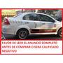 Estribos Laterales Deportivos Para Chevrolet Aveo G3