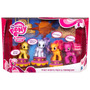 Tb My Little Pony Forever Friends Figure Pack