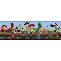 Cenefas Toy Story, Cars, Minions