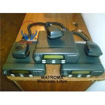 Radio Motorola Pro5100 En Vhf 45 Wtts - Uhf 40 Wtts
