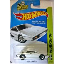 Hot Wheels - Lotus Espirit S1 - James Bond 007 - The Spy Who