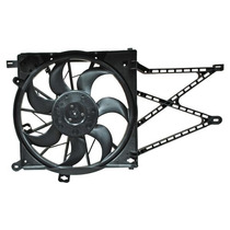 Motoventilador Astra 04-06 1.8l Sencillo P/radiador At