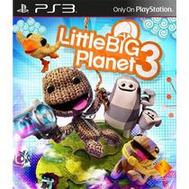 Little Big Planet 3 Ps3 .: Finalgames :.