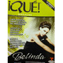 Belinda Revista Que Magazine Usa