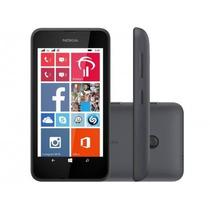 Nokia Lumia 530 Gris Amigo Telcel Nuevo Con Garantia