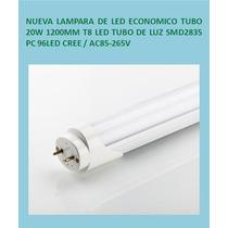 Lampara De Led Cree De 20w T8 Led Tubo De Luz Smd2835