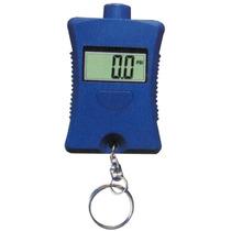 Medidor De Presion De Aire Digital De Llantas 100 Lbs Azul