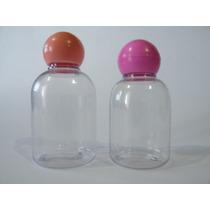 Envase Botella Frasco Plastico Hotelera Cosmetica 30ml 50ml