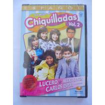 Lo Mejor De Chiquilladas Vol 2 Lucero Dvd 2008 Usa Nuevo!