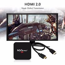 Smart Tv Android Box Caja Mxq Pro Plus® Google Chromecast