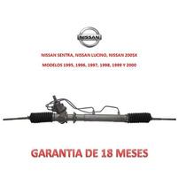 Caja Direccion Hidraulica Cremallera P/ Bomba Nissan Sentra