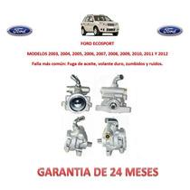 Bomba Licuadora Direccion Hidraulica Nueva Ford Ecosport