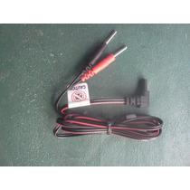 Cables Para Electroestimulacion Tens , Universal