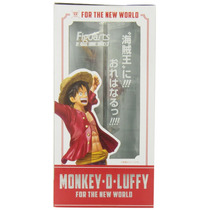 Anime Figures - Bandai Monkey D. Luffy (new World Versi