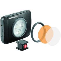 Lumimuse 3 On-camera Led Light (black) Manfrotto