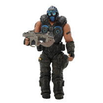 Hot Topic Gears Of War 3 Clayton Carmine Muñeco De Accion