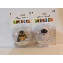Figuras Eve & Wall-e Disney Pixar