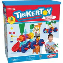 Tinkertoy Transit Building Set De Playskool.