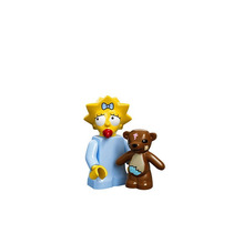 Lego 71009 Simpson Minifigures Maggie Simpson