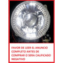 Faro Redondo 7 Pulgadas Leds Y Lupa Adiamantada Y Base Wv