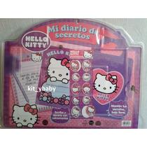 Fiesta De Hello Kitty, Set: Mi Diario De Secretos, Regalo