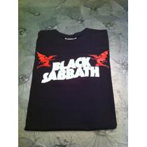 Black Sabbath Playera
