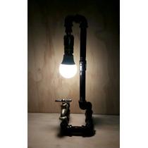 Lampara Vintage Rustica Industrial Para Interiores