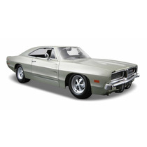 Tb Carro Maisto 1969 Dodge Charger R/t