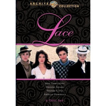 Lace Warner Brothers La Mini Serie Tv Importada Dvd
