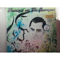 Tito Rodriguez. Nostalgia Con. Lp.