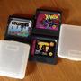 Tres Juegos Caja Sega Game Gear Beavis Butthead X Men