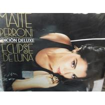 Maite Perroni Eclipse De Luna Cd + Dvd Digipak Sellado